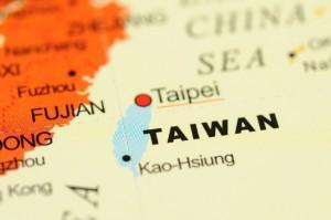 Taiwan-map